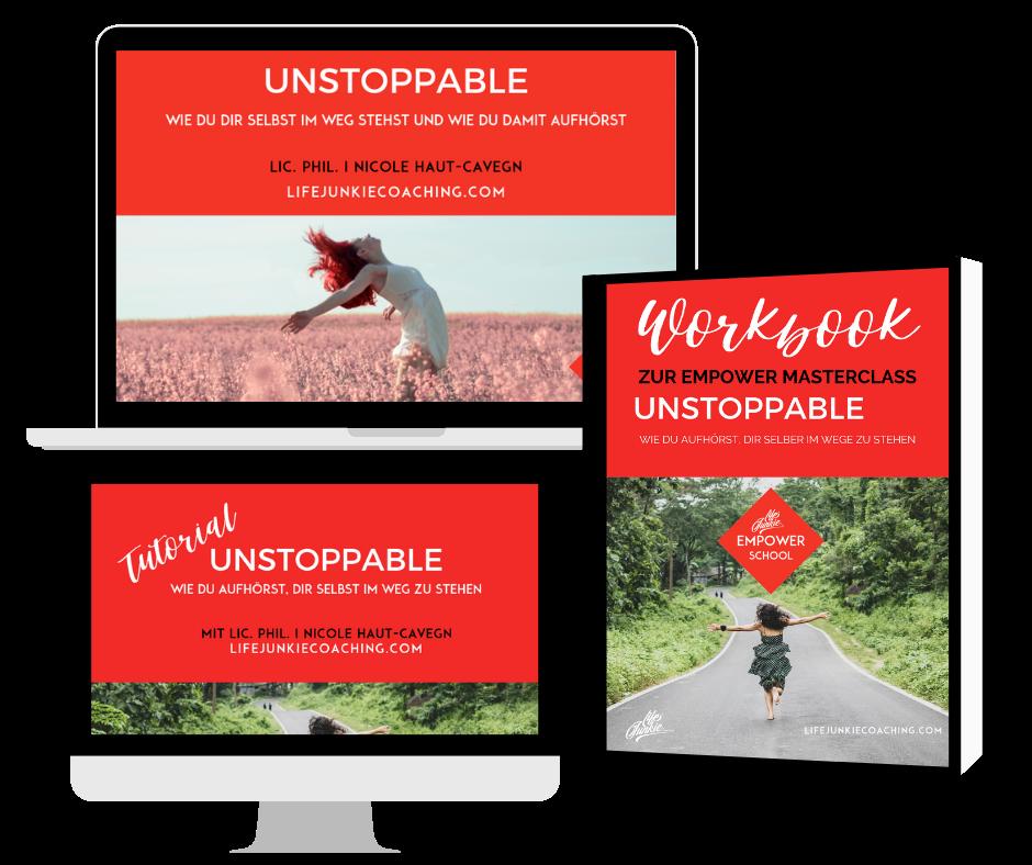 Persönlichkeitsentwicklung online Selbstsabotage